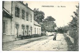 FRESSELINES - La Mairie - Francia