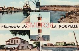 11 - Port La Nouvelle - Multie Vues (1957) - Port La Nouvelle