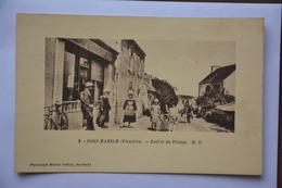 PORT-MANECH-entree Du Village-tres Animee- - Altri Comuni