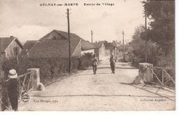 51  AULNAY Sur MARNE   Entrée Du Village - Francia
