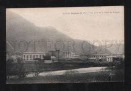 058355 FRANCE Usine De Soulom (H-P) Vue Prise De La - Francia
