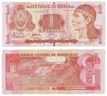 Honduras - 1 Lempira 2012 UNC - Arménie