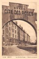 BRIVE - La Cité Des Roses - Entrée Principale - Très Bon état - Brive La Gaillarde