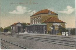 CAMP DE BEVERLOO - La Gare - Leopoldsburg