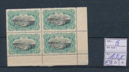 BELGIAN CONGO COB 18 MNH - 1894-1923 Mols: Mint/hinged