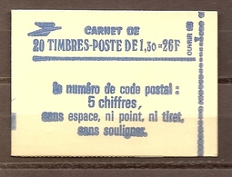 FRANCE CARNET N°2059-C4a - LUXE ** - Carnets