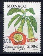 MONACO - 2322° -  DATURA SANGUINEA - Monaco