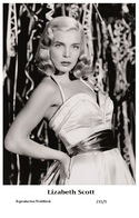 LIZABETH SCOTT - Film Star Pin Up - Swiftsure PHOTO  Postcard 2000 235/9 - Postcards