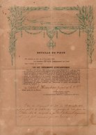 MILITARIA . BATAILLE DU PIAVE ITALIE . 107e RÉGIMENT D'INFANTERIE . SOLDAT MONDON JACQUES . CITATION - Réf. N°64F - - Documents