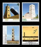 Caribbean Netherlands (Bonaire) 2016 Mih. 28/31 Lighthouses Of Bonaire MNH ** - Curaçao, Antilles Neérlandaises, Aruba