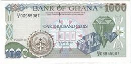 Ghana 1.000 Cedis 06-01-1995 Pick 29.b Ref 1669 - Ghana