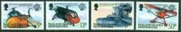 "-Falkland Isl. Dep.-1983- ""Flight Anniversary""  MNH(**) - Falkland Islands"