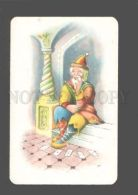 084185 Playing Card JOKER Russian #3 - Unclassified