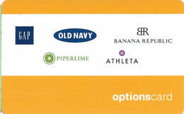 Gap / Old Navy / Banana Republic & More - Options Gift Card - Gift Cards