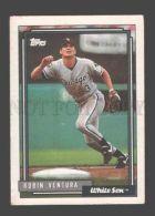 088884 Baseball Topps CARD 1992 Robin Ventura White Sox #255 - Baseball - Minors