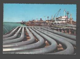 089678 Kuwait Petroleum Pipe Lines Ahmadi Kuwait Old PC - Kuwait