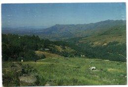 Swaziland - View Doxn Ezuwini Valley - Swaziland