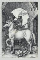 T42-009 ] Albrecht Dürer Painting Printmaking German Renaissance  Painter Printmaker  , Pre-paid Card, Postal Stationery - Gravures