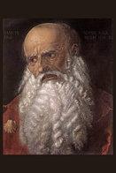 T42-024 ] Albrecht Dürer Painting Printmaking German Renaissance  Painter Printmaker  , Pre-paid Card, Postal Stationery - Gravures