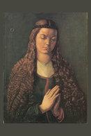 T42-036 ] Albrecht Dürer Painting Printmaking German Renaissance  Painter Printmaker  , Pre-paid Card, Postal Stationery - Gravures