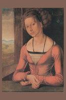 T42-037 ] Albrecht Dürer Painting Printmaking German Renaissance  Painter Printmaker  , Pre-paid Card, Postal Stationery - Gravures