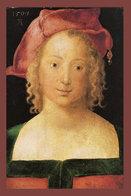 T42-056 ] Albrecht Dürer Painting Printmaking German Renaissance  Painter Printmaker  , Pre-paid Card, Postal Stationery - Gravures