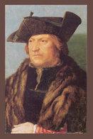 T42-057 ] Albrecht Dürer Painting Printmaking German Renaissance  Painter Printmaker  , Pre-paid Card, Postal Stationery - Gravures