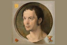 T42-092 ] Albrecht Dürer Painting Printmaking German Renaissance  Painter Printmaker  , Pre-paid Card, Postal Stationery - Gravures