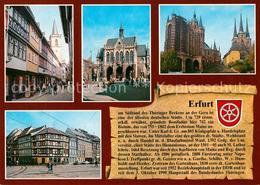 73233341 Erfurt Dom Kirche Stadtansicht Chronik Erfurt - Erfurt