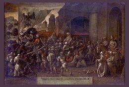 T42-100 ] Albrecht Dürer Painting Printmaking German Renaissance  Painter Printmaker  , Pre-paid Card, Postal Stationery - Gravures