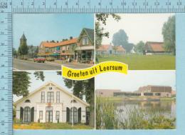 Pays-Bas - Groeten Uit Leersum, Multivues, 1993 - Souvenir De...