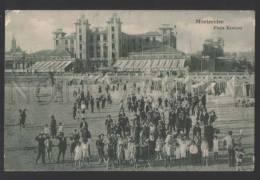 117883 Uruguay MONTEVIDEO Playa Ramirez Beach Ramirez Vintage - Uruguay