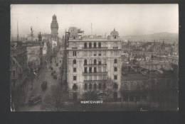 119864 Uruguay MONTEVIDEO Vintage Photo RPPC - Uruguay