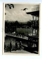 128158 Kazakhstan ALMATY Alma-Ata Pool In Gorky Park OLD PC - Kazakhstan