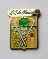 Pin's Golf Du Roncemay Yonne - A4 - Altri