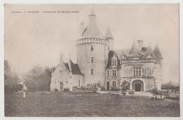 CPA 36 MAILLET Château De CHARON - France