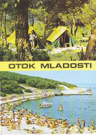 Boy Scout Camp Otok Mladosti ( Youth Island ) Croatia - Scoutisme