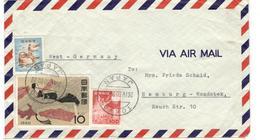 2787 - Pour L'Allemagne - Brieven En Documenten