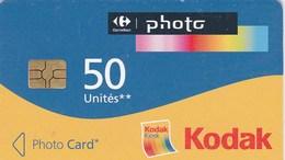 PHOTO CARD  50 UNITES  KODAK - France