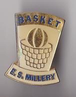 PIN'S   THEME BASKETBALL   CLUB DE MILLERY - Basketball