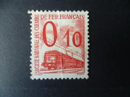 TIMBRE  FRANCE  COLIS POSTAUX N° 32  OBLITERE   Cote 10 € - Gebraucht
