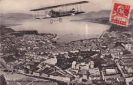 Genève : Vue Générale, Prise Par Avion, Et Avion - 1925 - GE Genève
