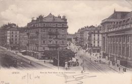 Genève : Rue Du Mont-Blanc Et De Chantepoulet - GE Genève