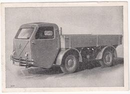 STILL 1,5 T - ELEKTROWAGEN  (PRITSCHE) '50 - Wistü-Sammelbild  Nr. 901 - 'Das Kraftfahrzeug' - Auto's