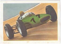 BRM : Vainqueur En 1962 Du Championnat Du Monde - (BRM RACECAR ENGLAND) - Jacques Superchocolat No. 281 - Jacques