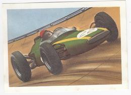 COOPER - La Voiture De Formule 1 (COVENTRY CLIMAX 1,5 L Motor ENGLAND) - Jacques Superchocolat No. 283 - Jacques