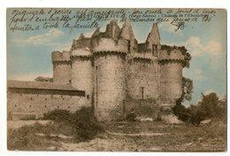 CPA  79      ARGENTON CHATEAU      CHATEAU DE L EBAUPINAY - Argenton Chateau