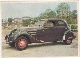 PEUGEOT 402 B LEGERE - 1938 - Serie 5 Image No 18 - CHOCOLAT POULAIN - Poulain