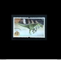 Thailand Stamp Surcharged 2008 Dinosaurs 15 Baht - Tailandia