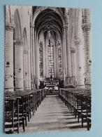 St. LENAARTS St. Leonarduskerk Binnenzicht ( Verheyen ) Anno 19?? ( Voir Photo Svp ) ! - Brecht
